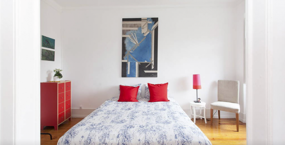 Chambre AirBnB Lisbonne (Photo : AirBnB)