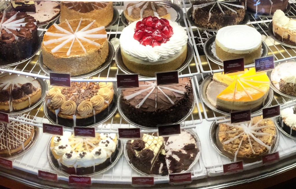 Cheesecake factory - Los Angeles