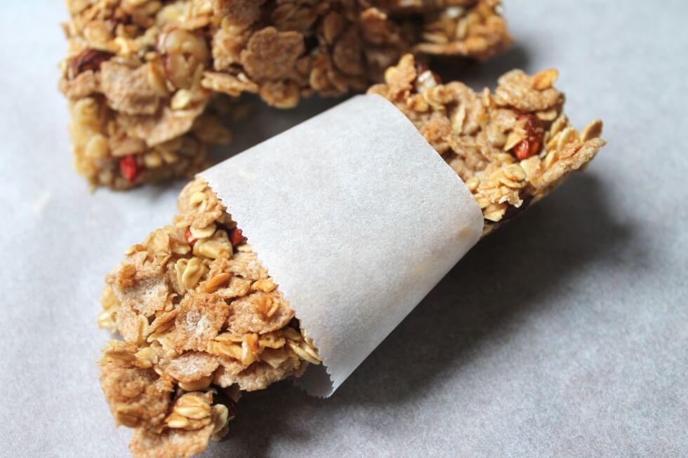 barres de céréales healthy - Creatyve