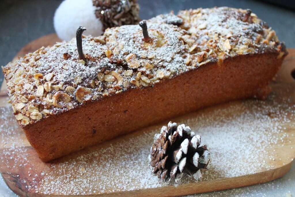 Gâteau de l'hiver aux poires - Creatyve