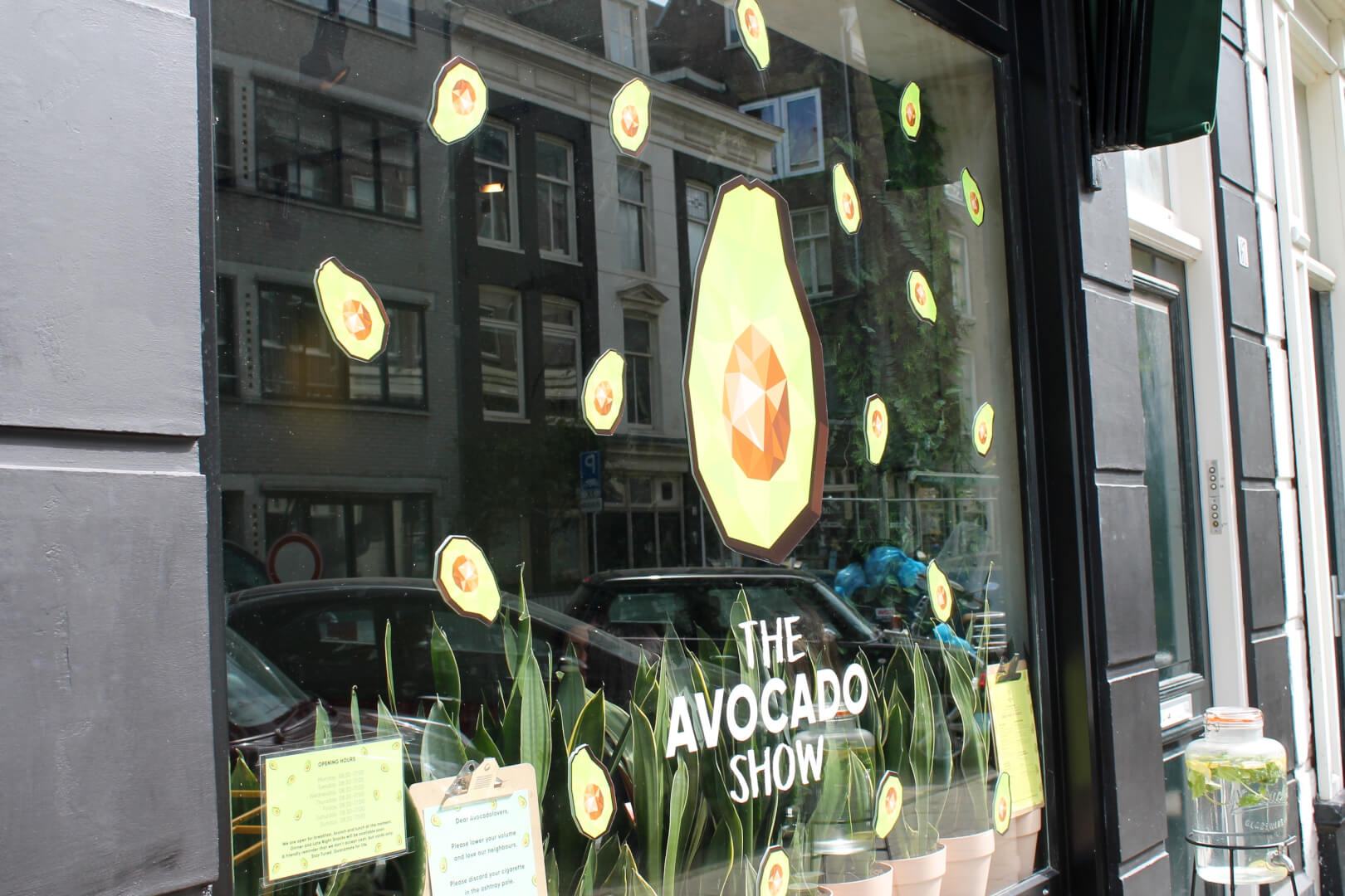 Où manger à Amsterdam ? Creatyve