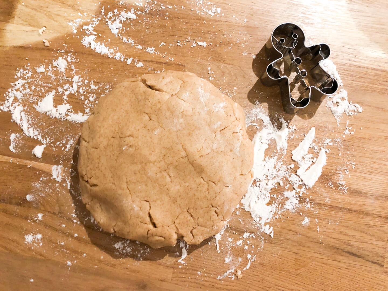 Bonhomme de pain d'épice - Creatyve