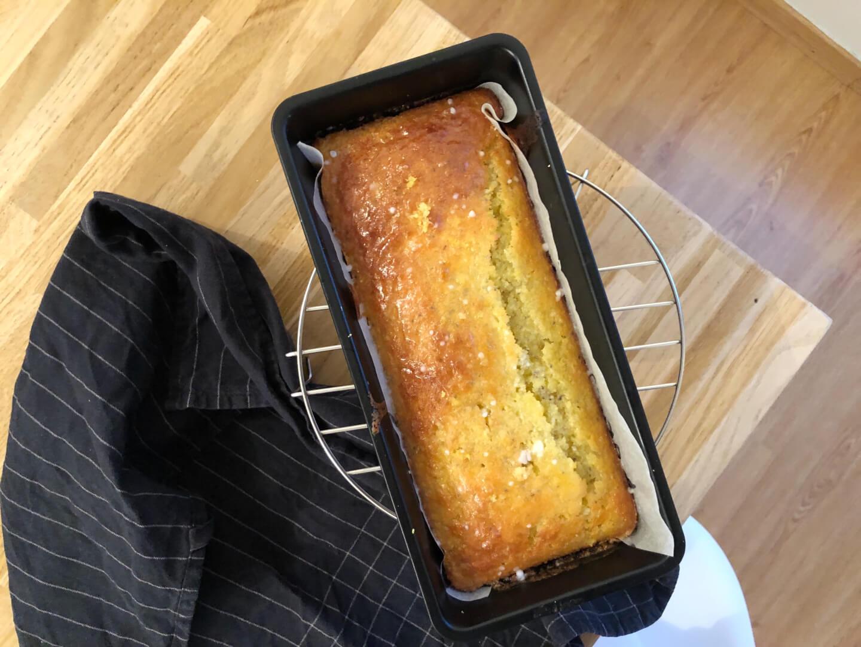 Cake citron pavot - Creatyve