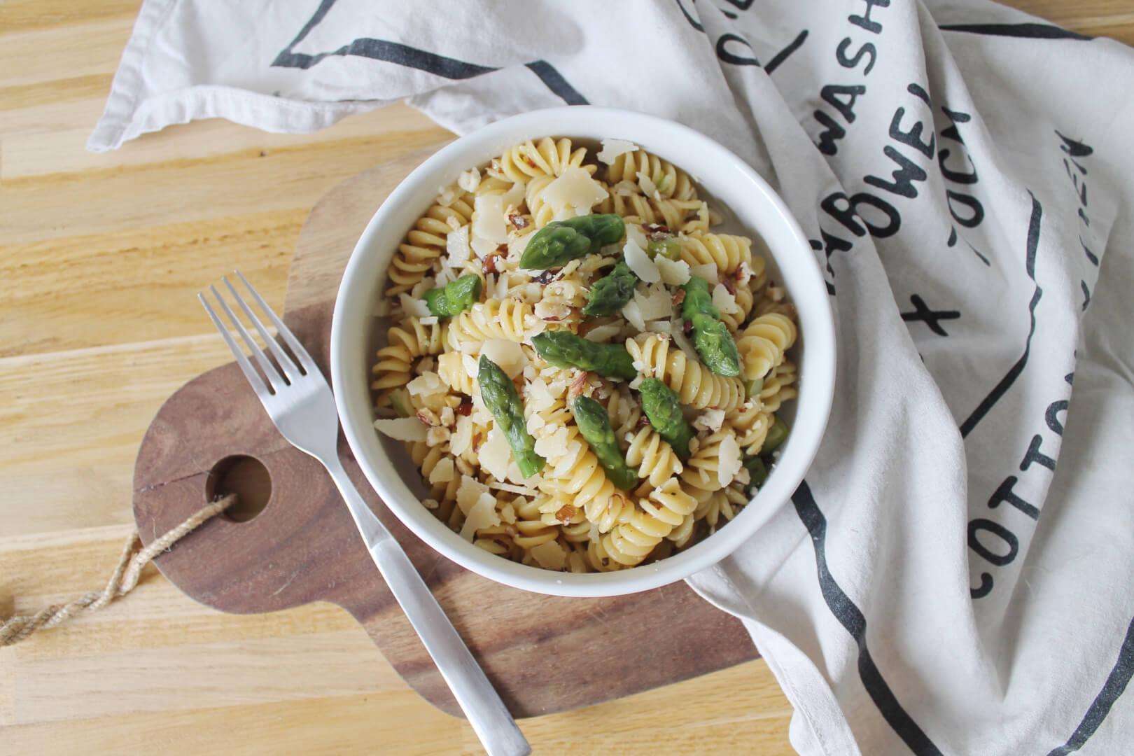 Pastasotto aux asperges vertes - Creatyve