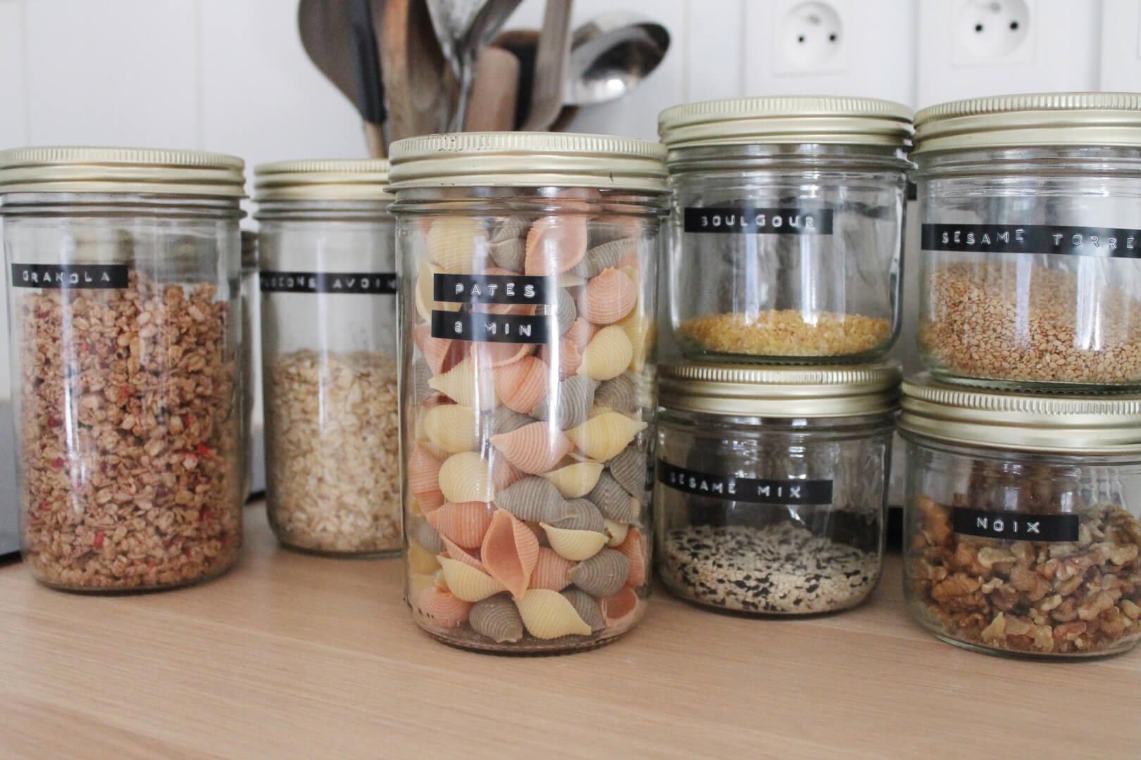 Objectif zéro déchet dans ma cuisine - Creatyve