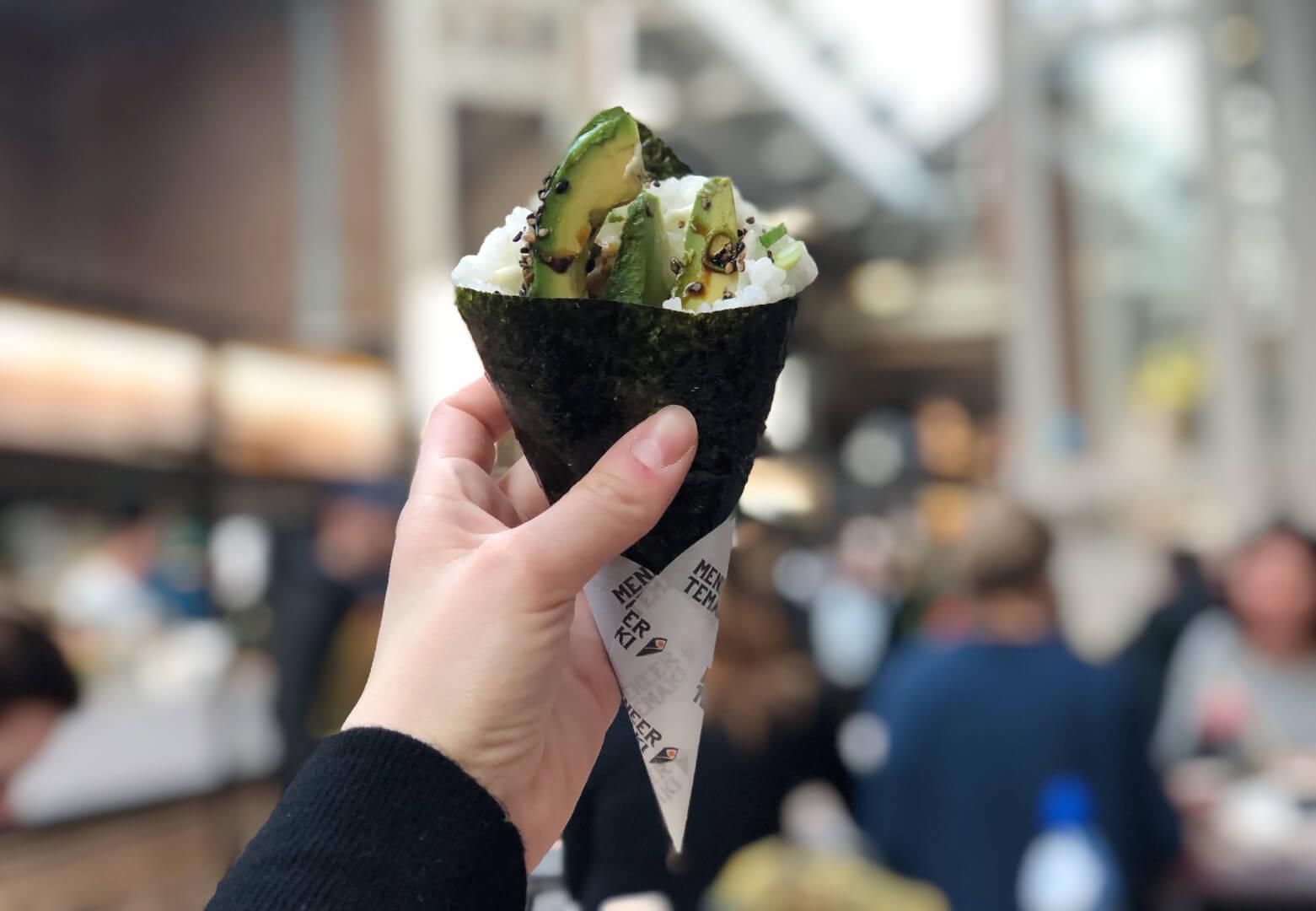 Foodhallen : les halles 100% Food de Amsterdam