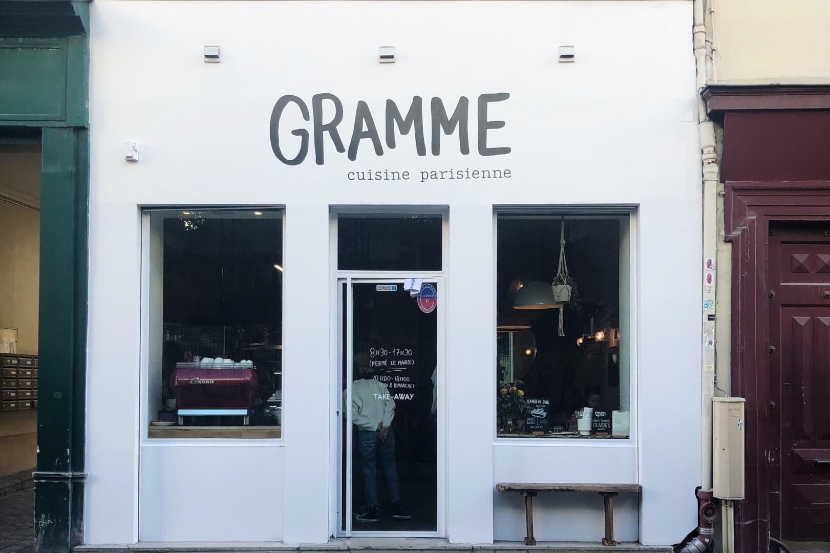 Gramme Paris - Creatyve