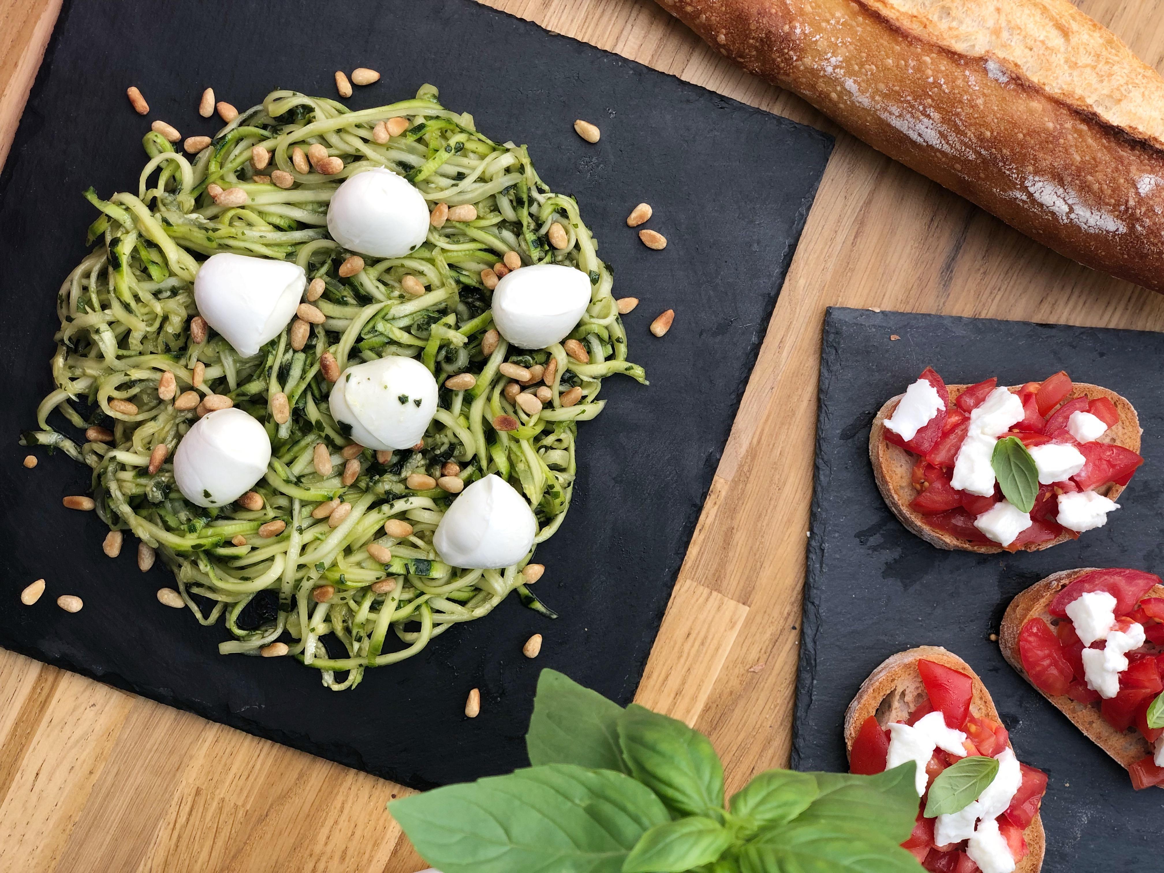 3 recettes de l'été avec les mozzarella Galbani - Creatyve